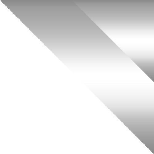 biela / biely lesk + zrkadlo