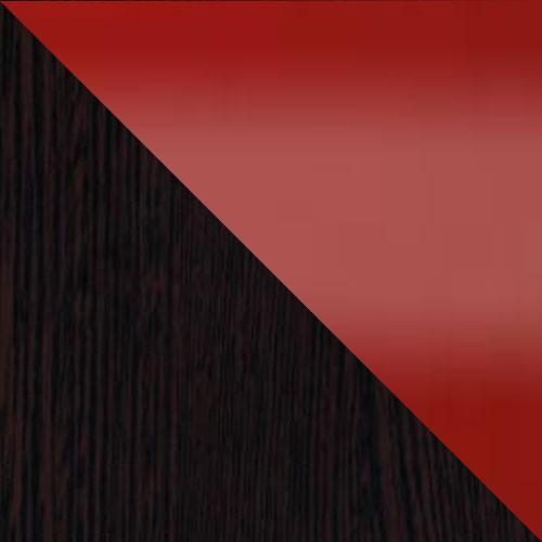 miláno / červená lesk