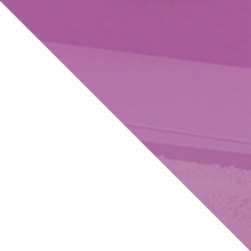 biela / fialový lesk