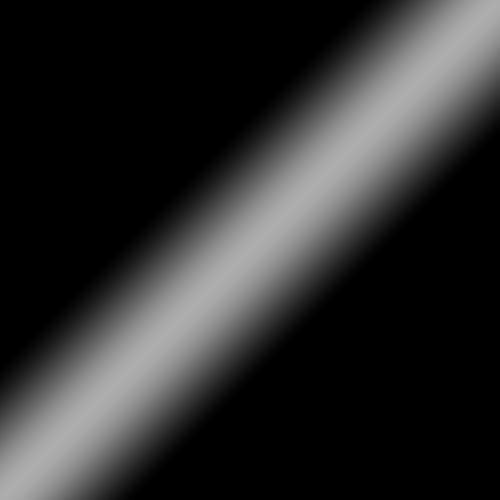 čierny lesk