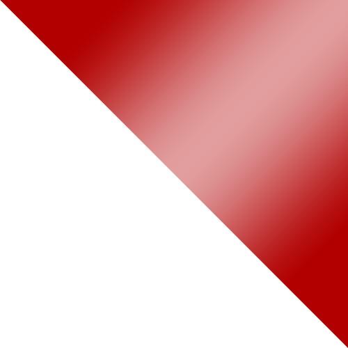 biela / červený lesk