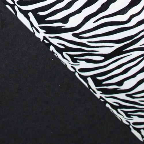 Suedine 24 + vzor Zebra