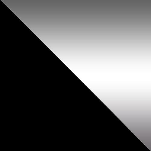 čierna / zrkadlo