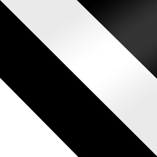 biela + čierny / biely lesk + čierny lesk