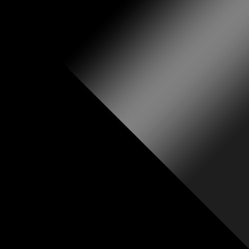 čierna / čierne sklo