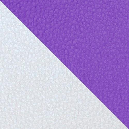volleyball - biela / fialový