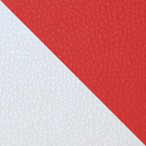 football - biela / červená