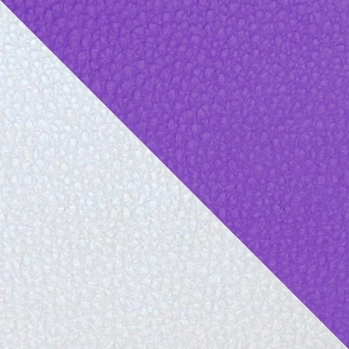 football - biela / fialová