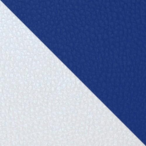 football - biela / tmavomodrá